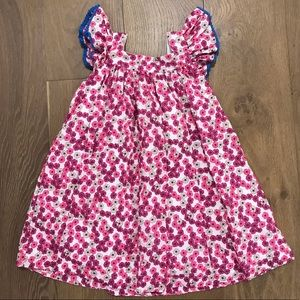 Tucker and Tate floral dress, size 4